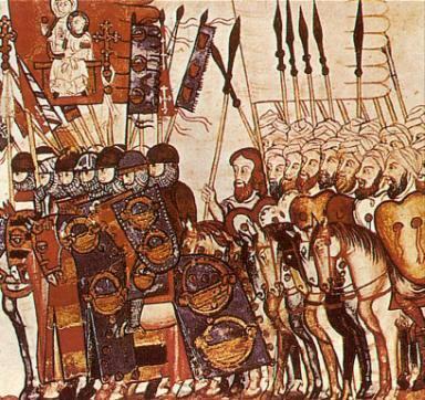 batalla-medieval
