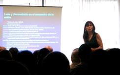 En mi ponencia en el 24 Congreso Ibérico de Astrología – Junio 2007.