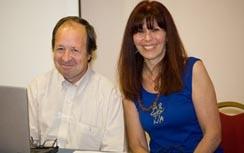 con José Luis Pascual- en el 24 Congreso Iberico de Astrologia junio 2007